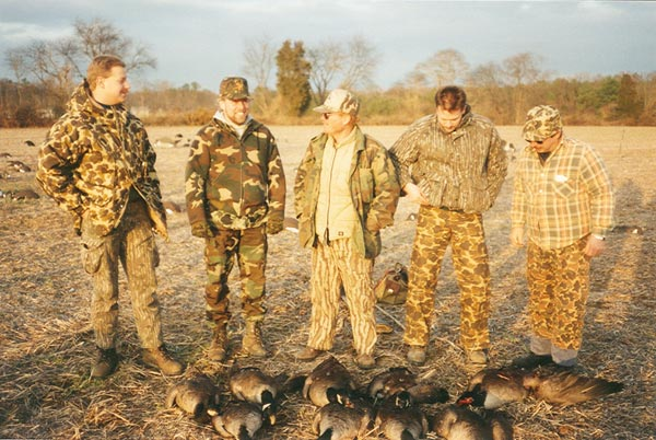 Maryland Waterfowl Hunting at Professional Guide Service